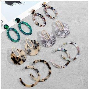 Jewelry - ‼️ BOGO FREE BaubleBar Style Acrylic Earrings Hoop